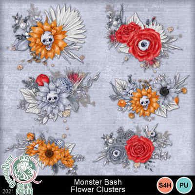 Monsterbash_flowerclusters