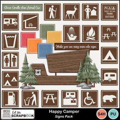 Happycamper_signs