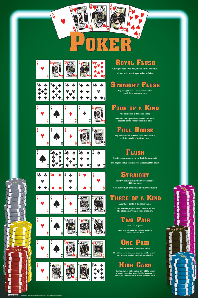 It's just an image of Wild Printable Poker Hands