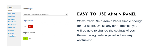 Klein - A Nitty-Gritty Community Theme Download