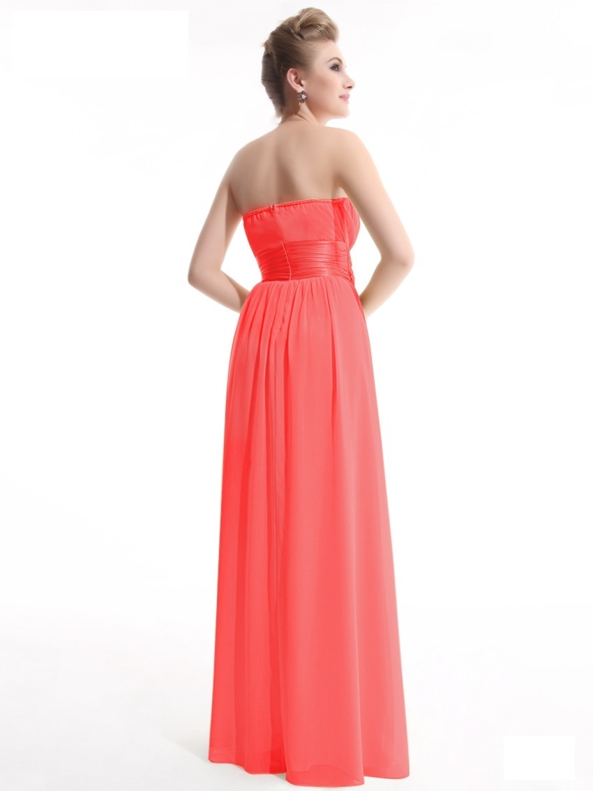 New colors are pink orange and bridesmaid party dress buyma for Pink and orange wedding dresses