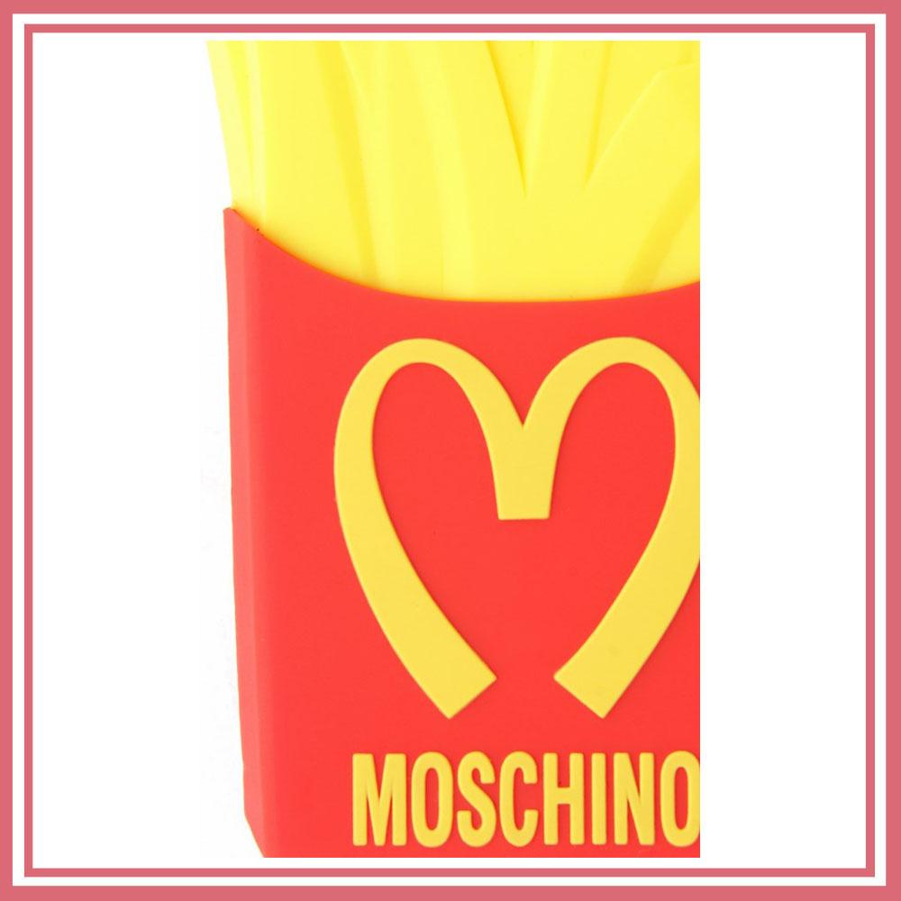 moschino fries type of iphone 5 5s 5c case moschino