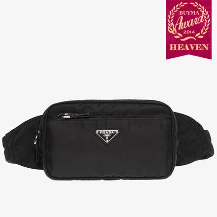 prada shoulder bag men