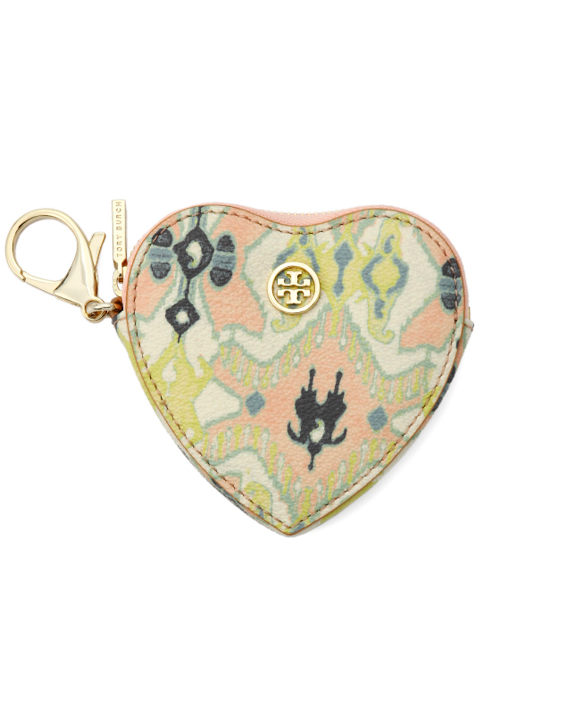 tory burch logo design hooks with coin purse tory burch