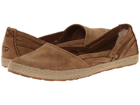 Ugg Cicily Flat Slip On Shoes