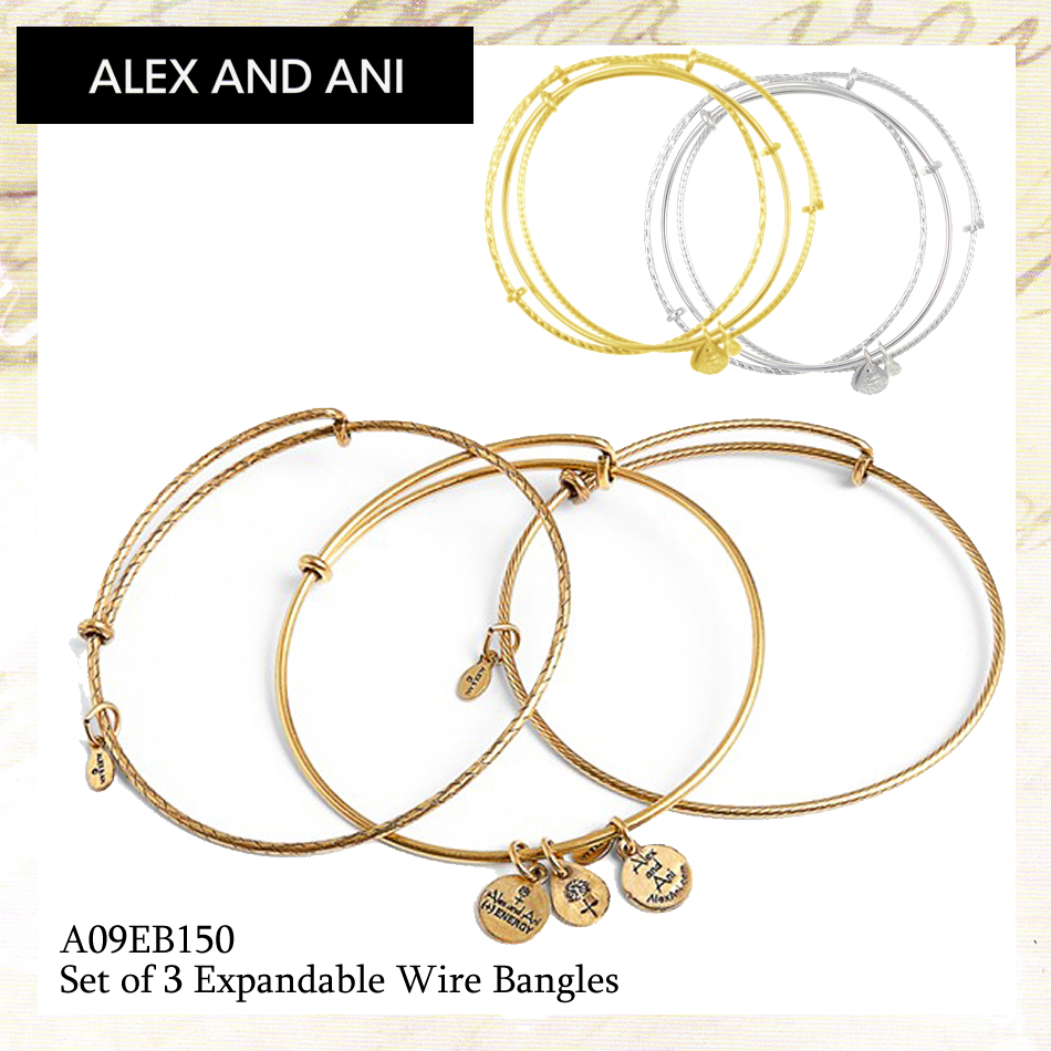 Free shipping BOTH ways on alex and ani love set of 3 bangle bracelets rose gold, from our vast selection of styles. Fast delivery, and 24/7/ real-person service with a .