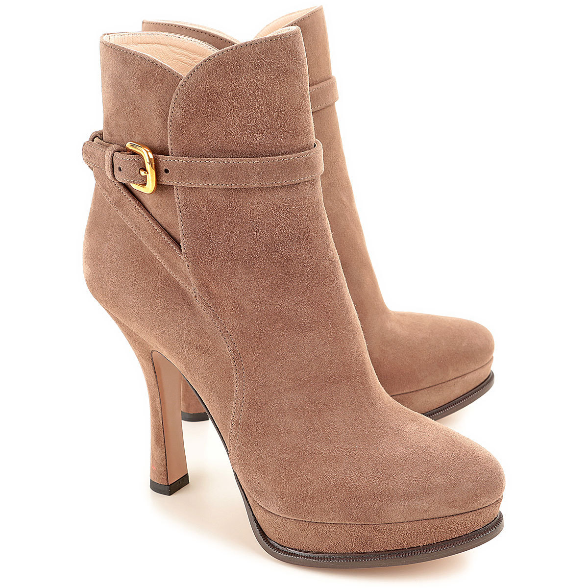 sale suede leather ankle boots suede leather boots buyma