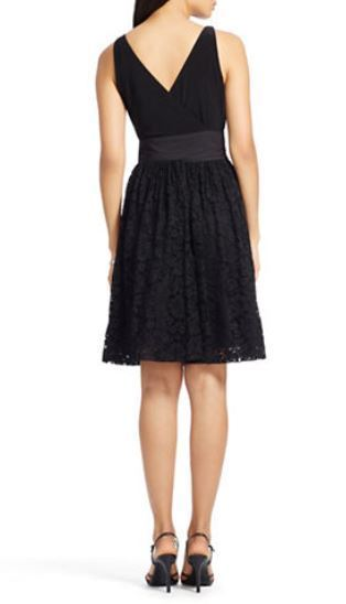 ralph lauren west sash lace dress buyma. Black Bedroom Furniture Sets. Home Design Ideas