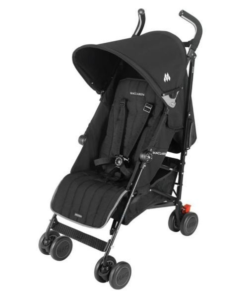 maclaren quest buggy stroller black black buyma. Black Bedroom Furniture Sets. Home Design Ideas