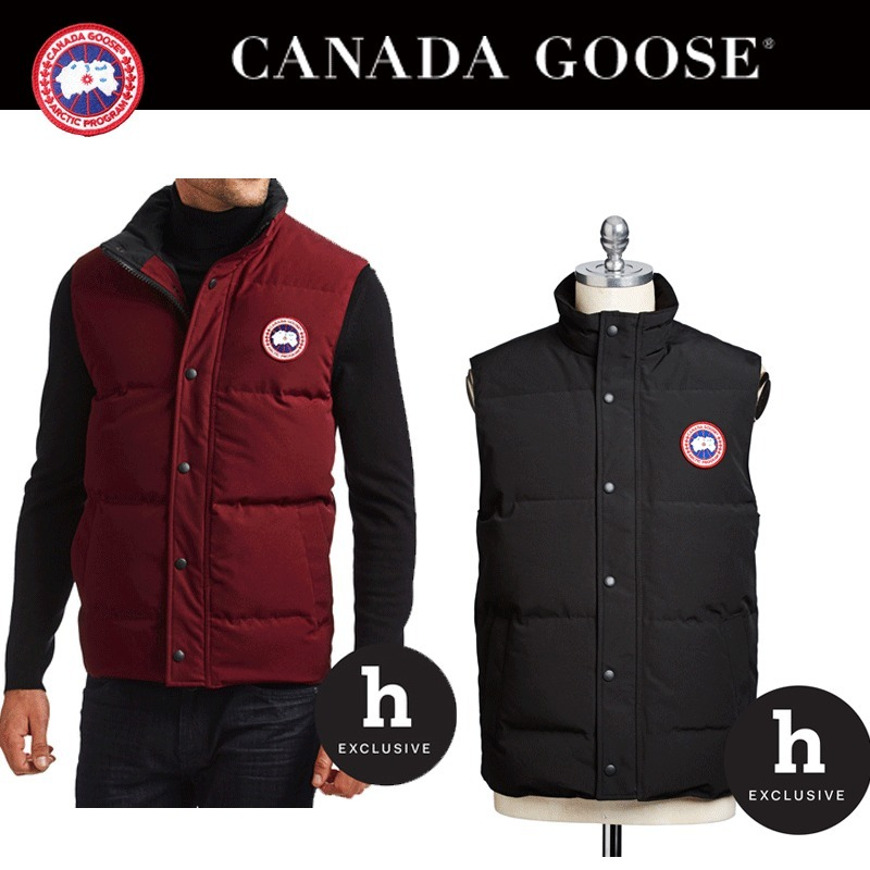 canada goose vest harry rosen