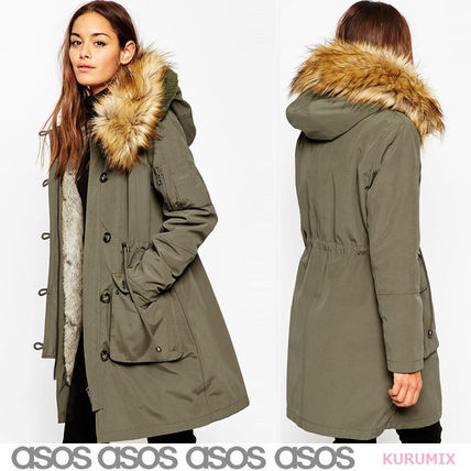 Canada Goose trillium parka outlet fake - Women Parkas Outerwear - BUYMA from Japan