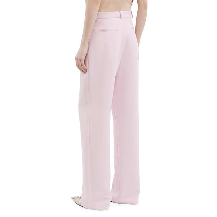 Acne Obel Crepe pants - BUYMA