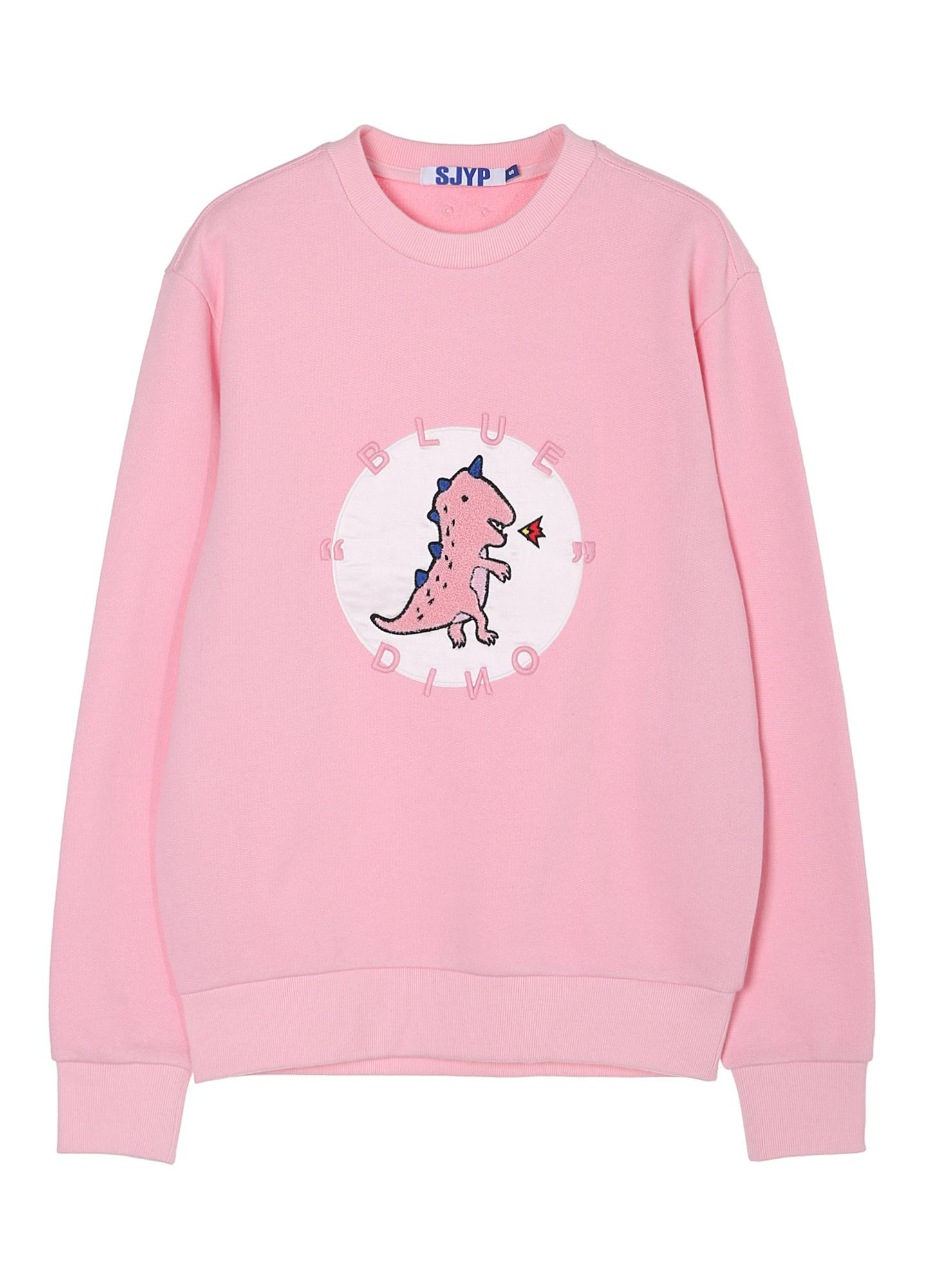 sjyp dhl dino mtm t shirts pink buyma. Black Bedroom Furniture Sets. Home Design Ideas