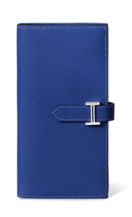 hermes Porquerolles electric blue