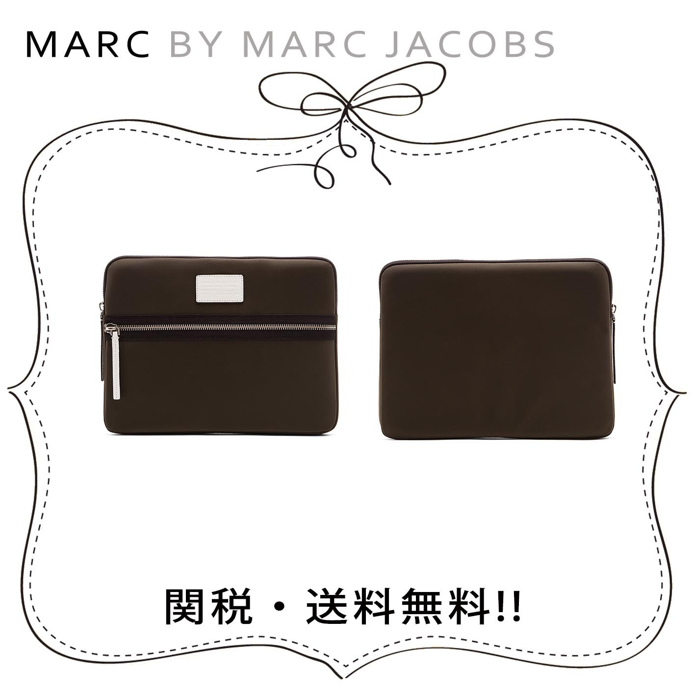 Only the last one point Marc by Marc Jacobs DOMO 13-inch ...