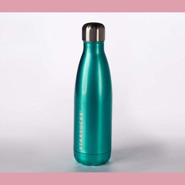 starbucks x s 39 well collaboration water bottle sweet mint