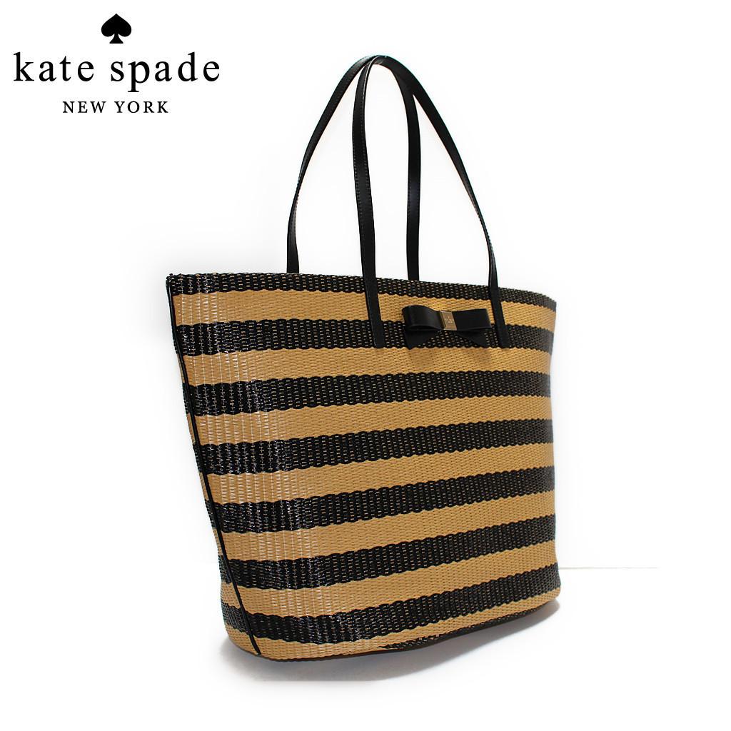 Kate spade bow basket tote bag anabette kate spade new