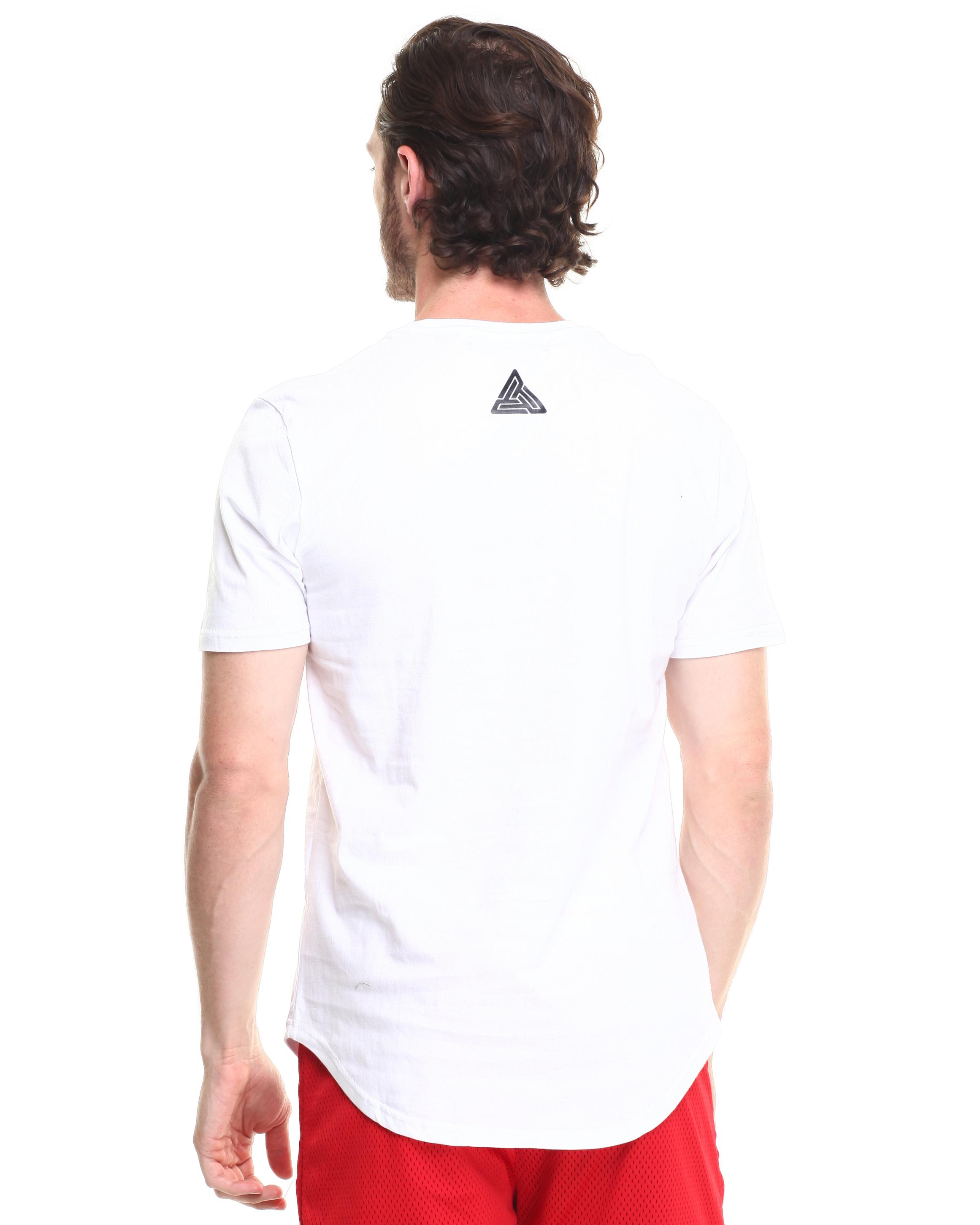 Chris brown black pyramid tee buyma for Black pyramid t shirts for sale