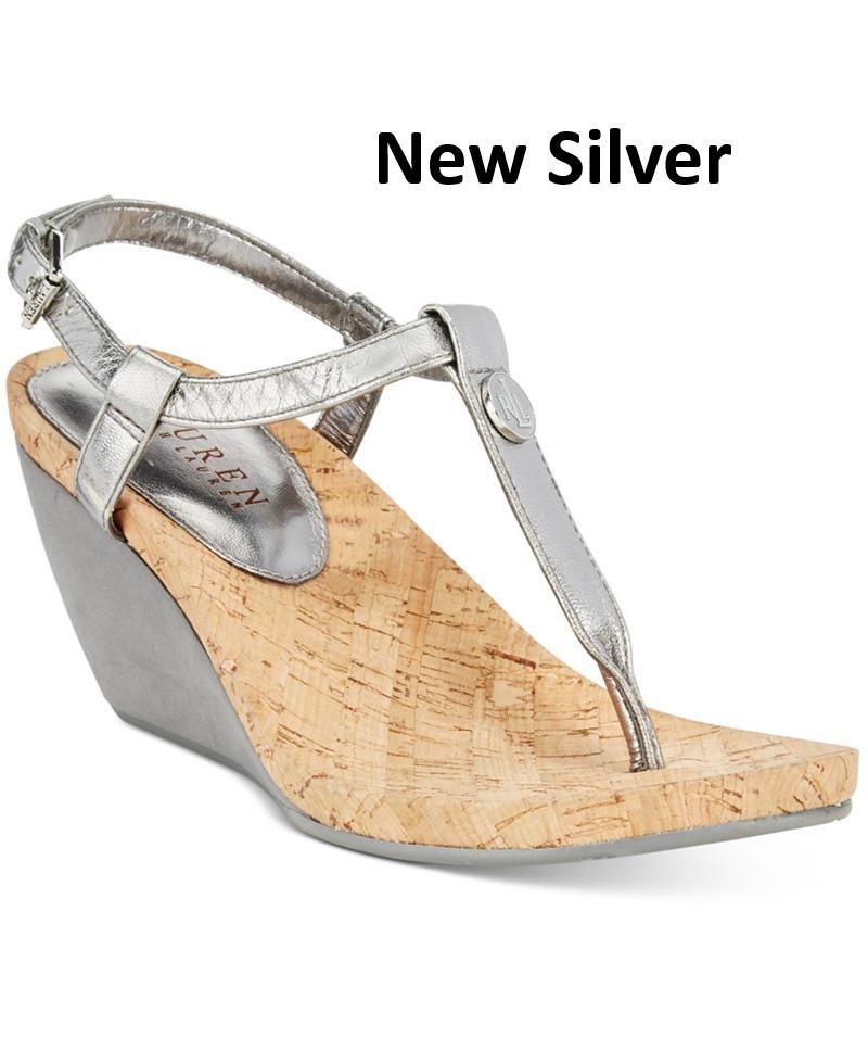 ralph lauren wedge tong sandals buyma. Black Bedroom Furniture Sets. Home Design Ideas