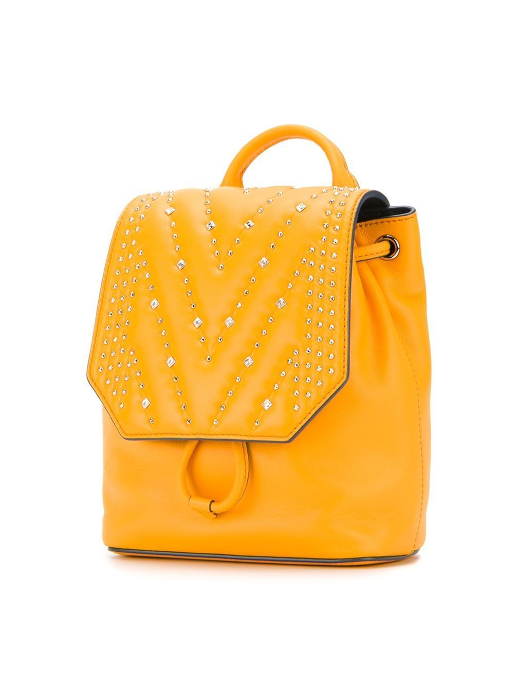 mcm vip sale sama to be studded backpack buyma. Black Bedroom Furniture Sets. Home Design Ideas