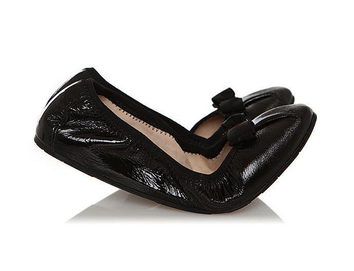 flats more flats ferragamo 16ss my joy flat shoes black