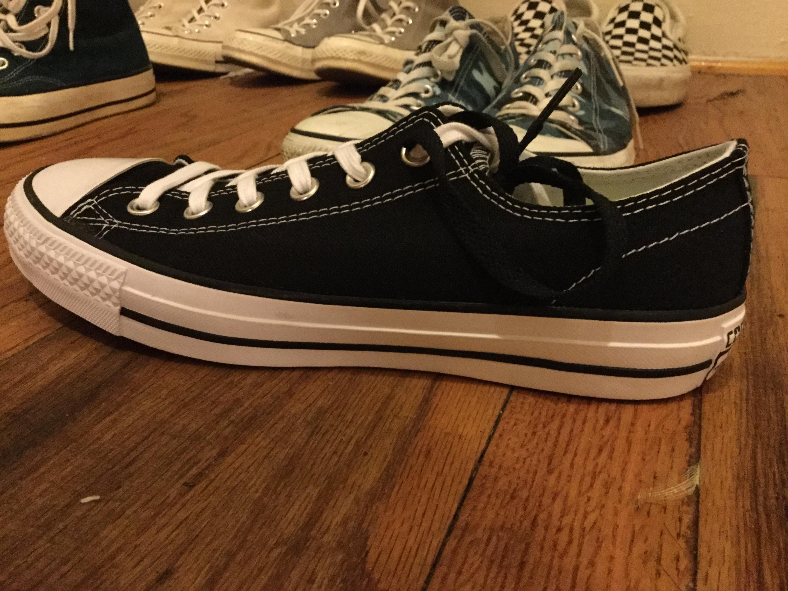 Converse Cons Black Cats