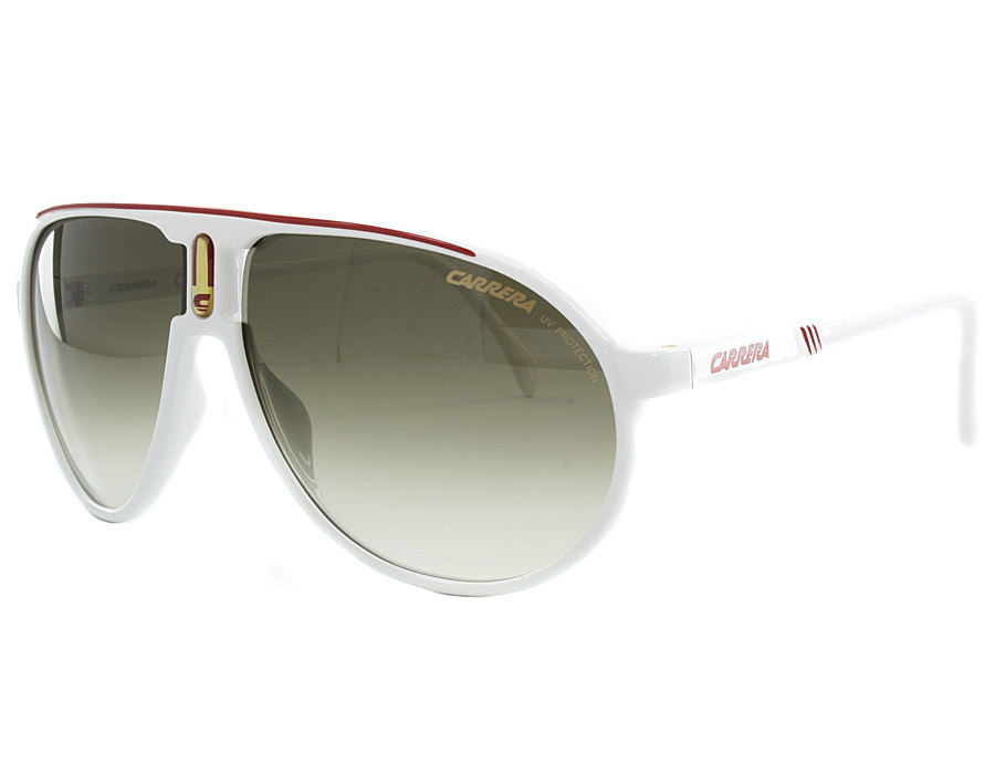 7dbaef57f9c2a Carrera Champion White Sunglasses « Heritage Malta