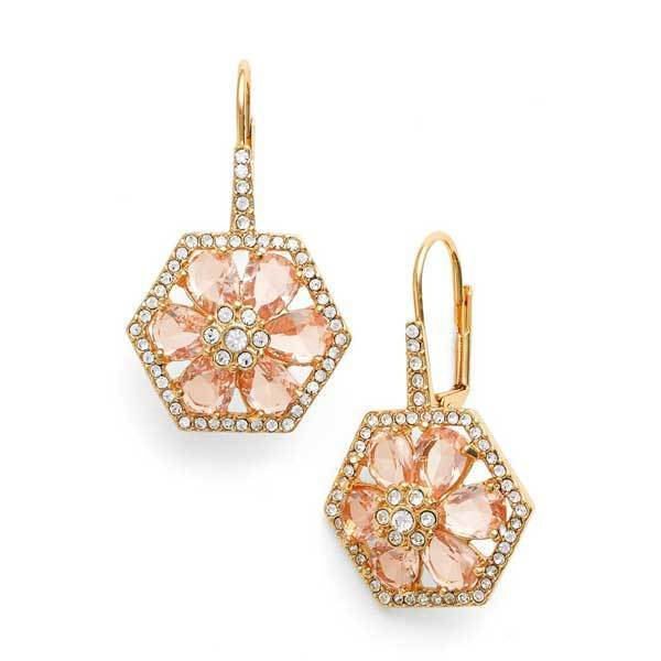 Sale sold out floral earrings kate spade - BUYMA