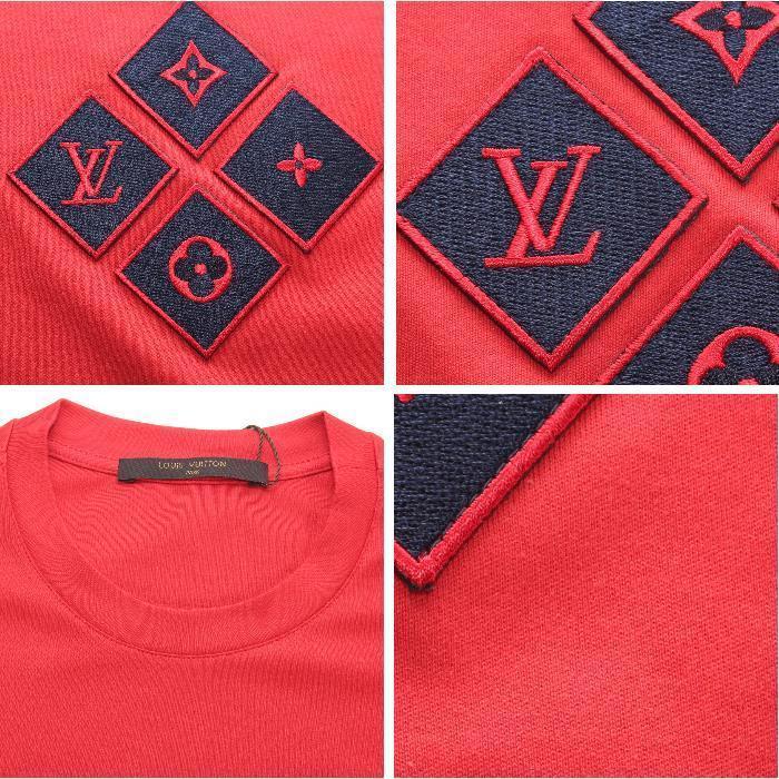 Mens Louis Vuitton Short Sleeve Size L Shirt Ebay Male