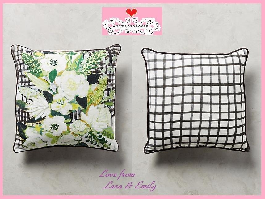 Throw Pillows Luxury : 16 SS * * Anthropologie Langlade Pillow - BUYMA