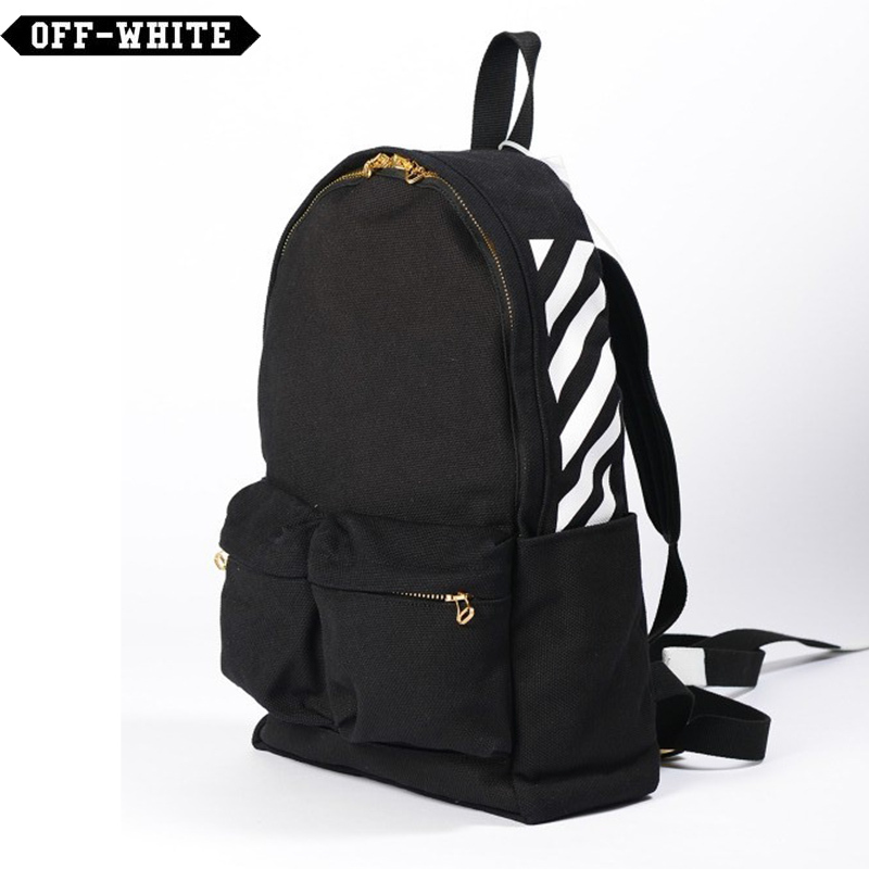 off white backpacks bag omnb003s161080291001 buyma. Black Bedroom Furniture Sets. Home Design Ideas