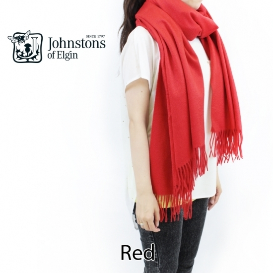 Johnstons of Elgin cashmere large scarf all 6 types
