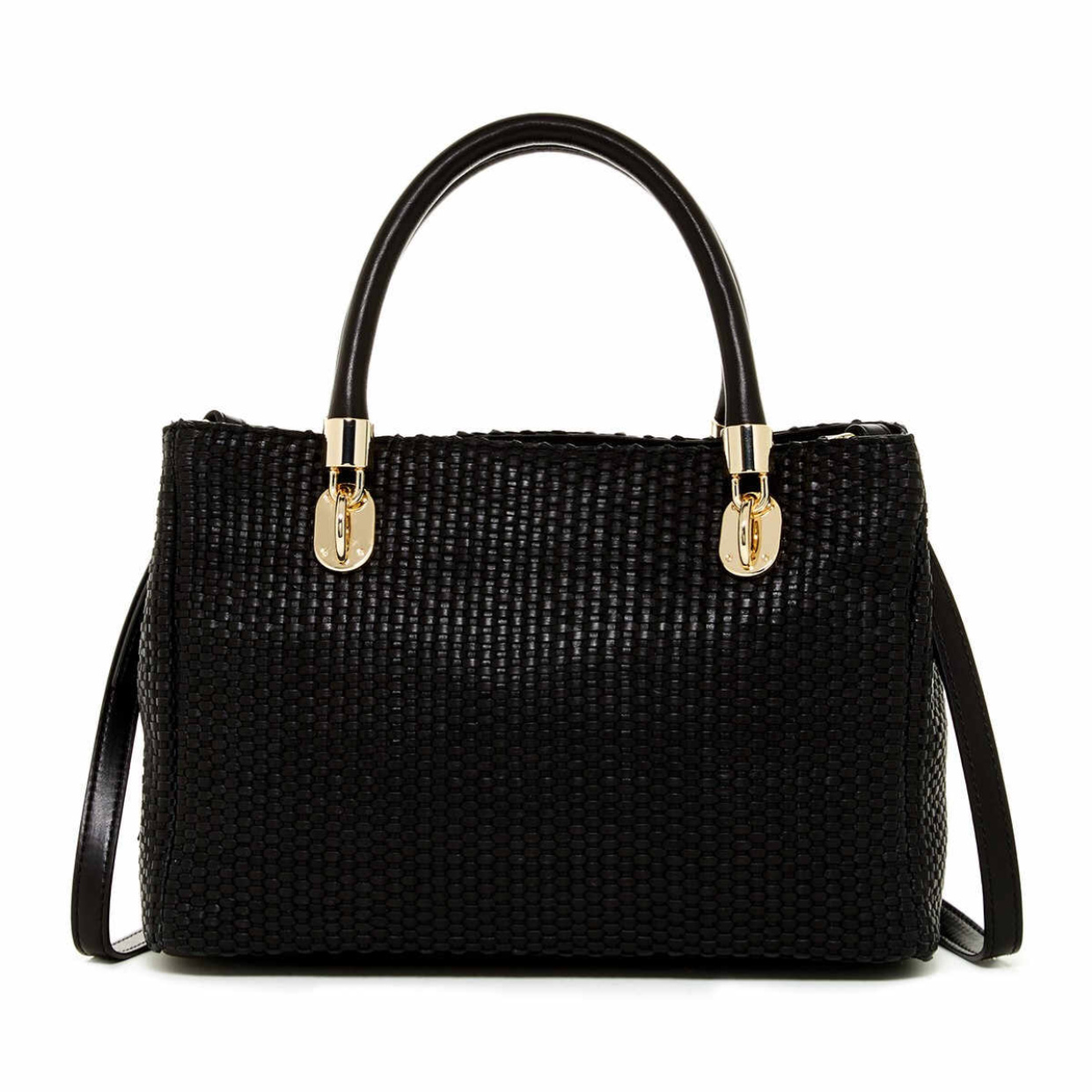 SALE price COLE HAAN Benson leather crochet bags - BUYMA