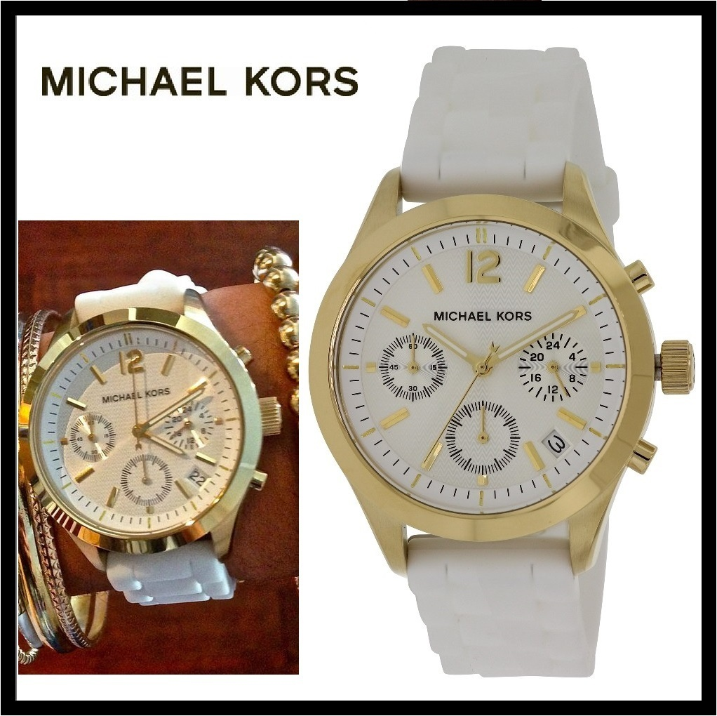 Michael-Kors. Michael Kors opens up the world of jewelry and watches to a heightened sense of style and poise. From men's watches and women's watches to earrings and necklaces, the brand is constantly on the forefront of innovating fashion.
