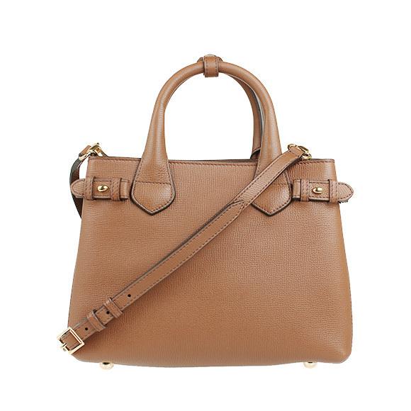 2 Burberry handbags 3980803 BANNER color:TAN-Brown