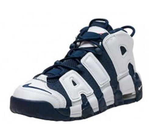 Genuine Nike Air More Uptempo Olympic Shoes