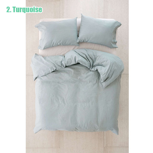 New Uo Futon Cover Pillow Cover Set Hemp Material Cotton