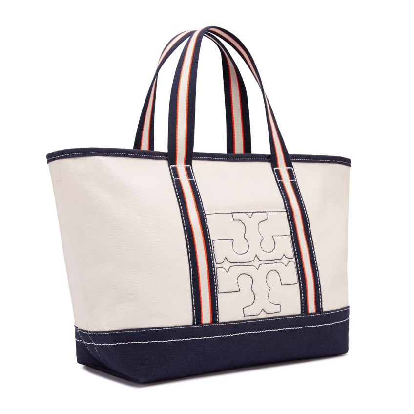 Tote Bag Tory Burch Canvas Material Buyma