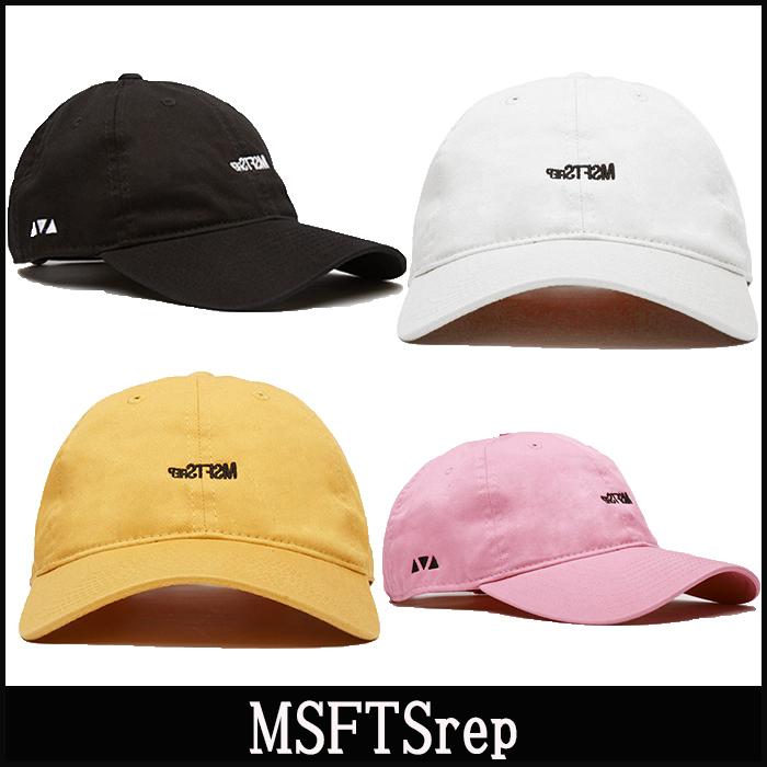 16-17 aw  u0026quot msftsrep u0026quot  reverse-rep logo cap