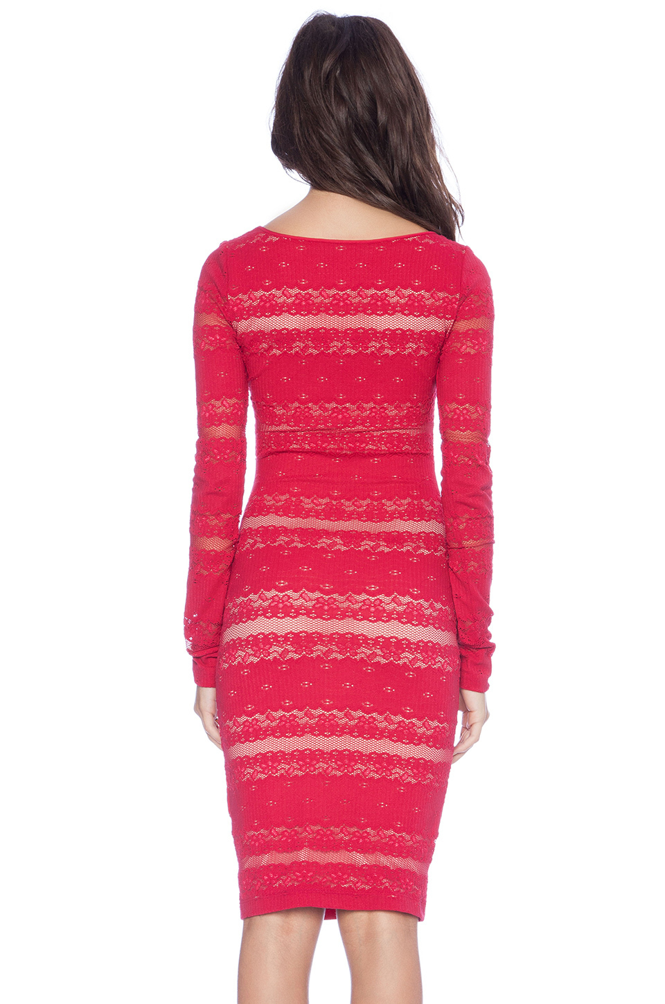 Red Cocktail Dress Sears - Plus Size Dresses