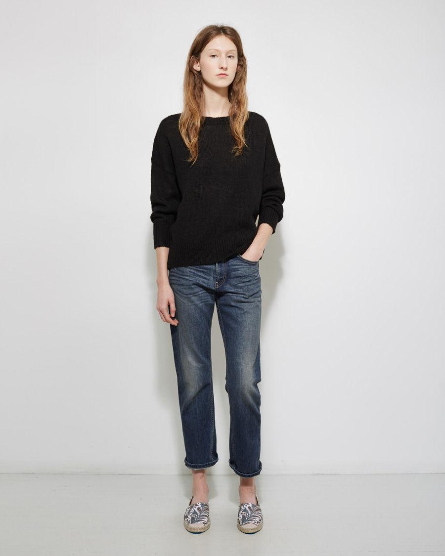 isabel marant etoile pullover sweater buyma. Black Bedroom Furniture Sets. Home Design Ideas