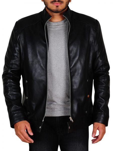 Limitless Eddie Morra Leather Jacket