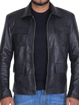 Fully Zippered Jacket