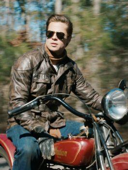Outfit Jacket, Brad Pitt Jacket