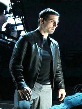 Black Jacket, Tom Cruise Jacket