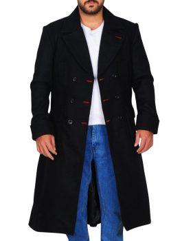Sherlock Holmes Coat Wool Fabric.