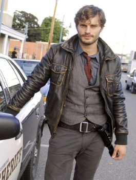 Once-Upon A Time Sheriff Graham Humbert Jacket