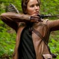 Hunger Games Movie Katniss Everdeen Jacket