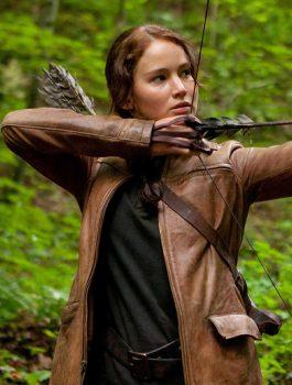 Hunger Games Movie Katniss Everdeen Jacket