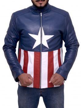 Jon Bon Jovi Concert American Leather Jacket